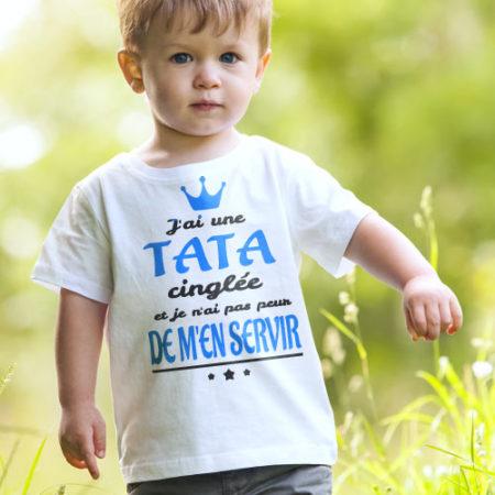 Retrouvez tous nos T-shirts Enfants