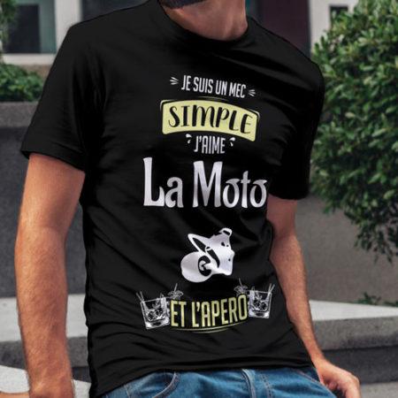 Retrouvez tous nos T-shirts Homme