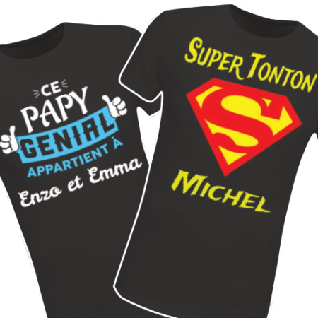 Papy, Tonton