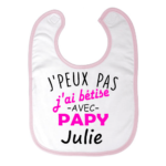 Jpeux-pas-jai-betise-avec-papy-bavoir-rose-prenom