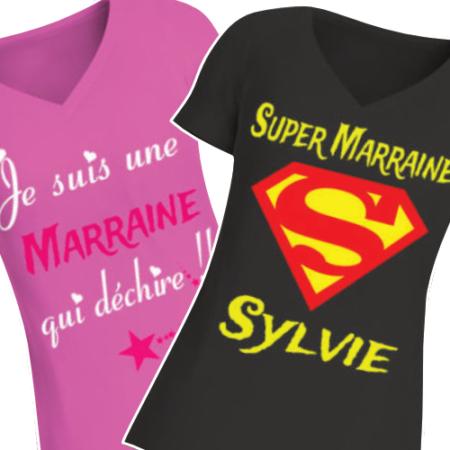 Cousine, Marraine