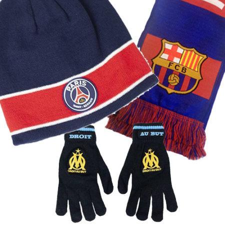 Bonnets, gants, écharpes