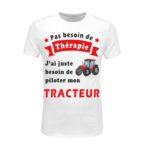 tshirt therapie tracteur