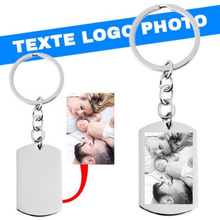 Porte clé 100% personnalisable